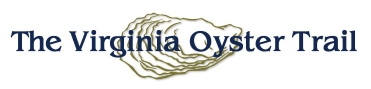 Virginia Oyster Trail Logo